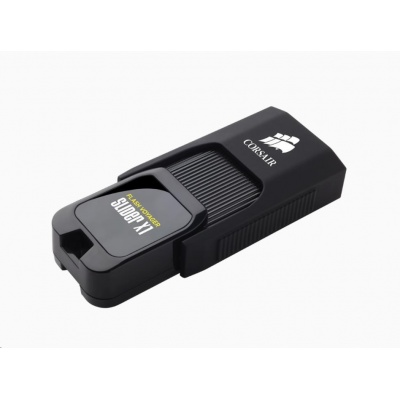 CORSAIR Flash Disk 256GB Voyager Slider X1, USB 3.0, černá