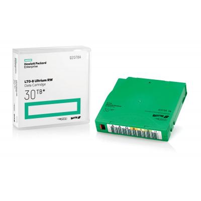 HPE LTO-9 Ultrium RW Bar Code Label Pack