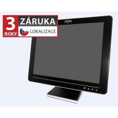 Virtuos 15'' LCD AerMonitor AM-1015, dotykový, kapacitní, USB