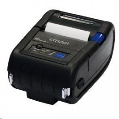 Citizen CMP-20II, 8 dots/mm (203 dpi), CPCL, USB, RS-232, Wi-Fi