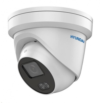 HYUNDAI IP kamera 4Mpix, H.265+, 25 sn/s, obj. 4mm (95°), PoE, IR 20m, IR-cut, WDR 120dB, microSD, analytika, IP67