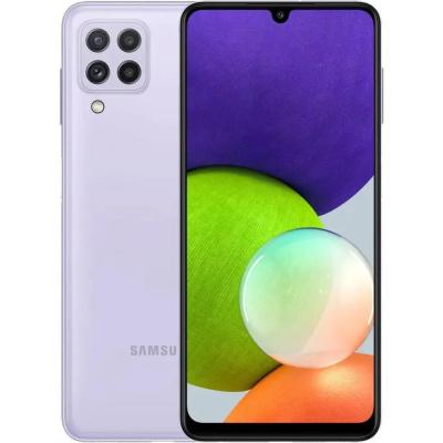 Samsung Galaxy A22 (A225), 128 GB, LTE, EU, Violet