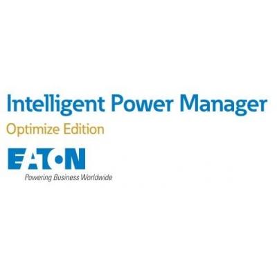 Eaton IPM IT Optimize - License, 50 nodes