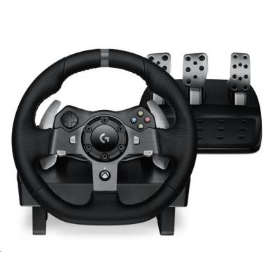 Logitech volant G920 Racing Wheel Xbox One, PC
