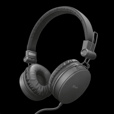 TRUST drátová sluchátka TONES WIRED HEADPHONES