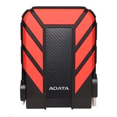 """ADATA Externí HDD 2TB 2,5"""" USB 3.1 HD710 Pro, červená"""