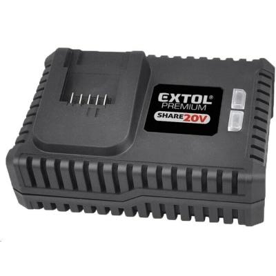 Extol Premium (8891892) nabíječka SHARE20V, 4A