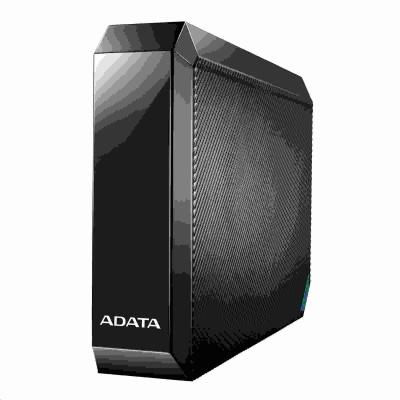 "ADATA Externí HDD 4TB 3.5"" USB 3.2 HM800, TV Support, AES Encryption, černý"