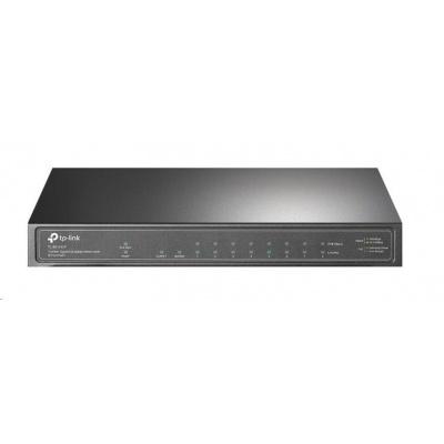 TP-Link TL-SG1210P [10-portový gigabitový stolní switch s 8-portovým PoE +]