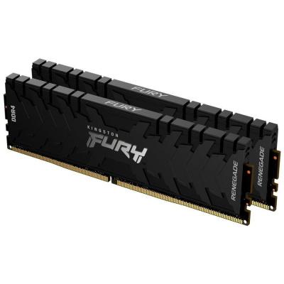 KINGSTON FURYRenegade 32GB 4600MHz DDR4 CL19 DIMM (Kit of 2) 1Gx8 Black
