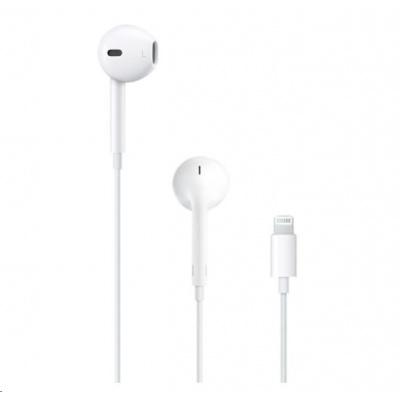 Apple EarPods sluchátka s Lightning konektorem
