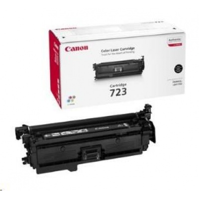 Canon LASER TONER black CLBP-723 (723) 5.000 str*