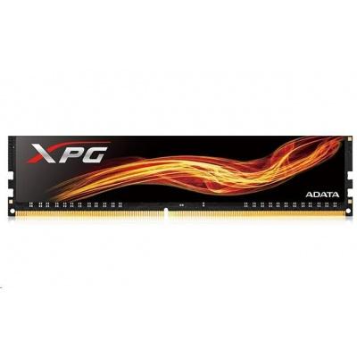DIMM DDR4 8GB 2666MHz CL19 ADATA XPG Flame memory, Bulk, Black