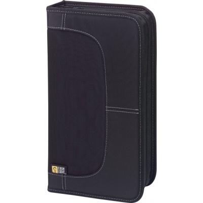 Case Logic pouzdro CDW92 pro CD / DVD, kapacita 100 disků, černá