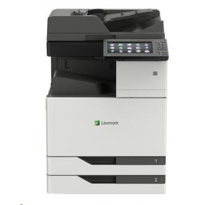 LEXMARK barevná tiskárna CX923dxe, A3, 55ppm,2048 MB, barevný LCD displej, DADF, USB 2.0, LAN