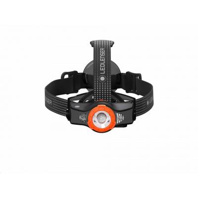 LEDLENSER čelovka MH11 - černo-oranžová