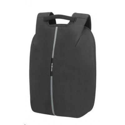 "Samsonite Securipak Backpack 15,6"" Black steel ROZBALENO"