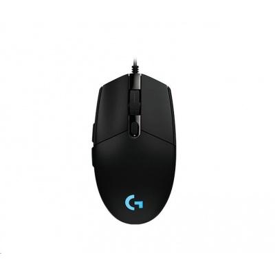 Logitech herní myš Gaming Mouse G102 Prodigy, black