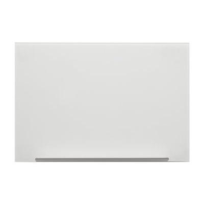Skleněná tabule Diamond glass bílá 99,3x55,9 cm