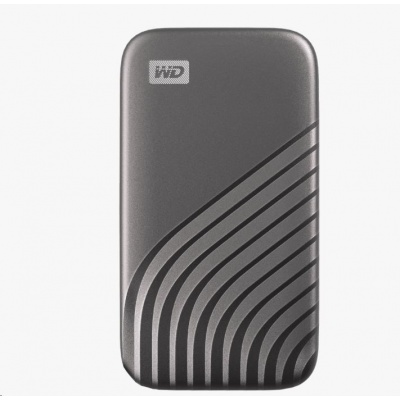 SanDisk WD My Passport SSD externí 1TB , USB-C 3.2 ,1050/1000MB/s R/W PC & Mac ,space gray