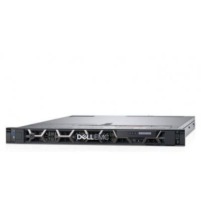 """DELL SRV PowerEdge R440/ 8x2.5""""/ Xeon Silver 4210/ 16GB/ 1x 480GB MU/ H330/ 1x 550W/ iDRAC 9 Ent./ 550W/ 3Y Basic OS"""