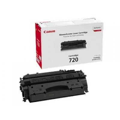 Canon LASER TONER black CRG-720 (CRG720) 5 000 stran*