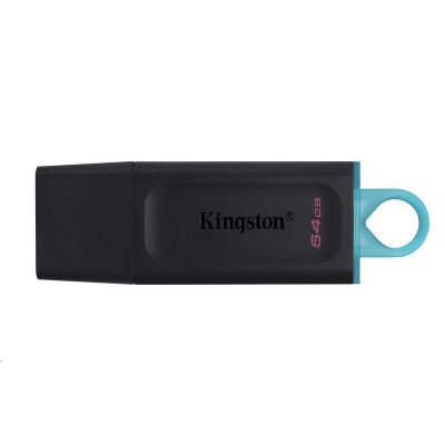 Kingston 64GB USB3.2 Gen 1 DataTraveler Exodia (Black + Teal)