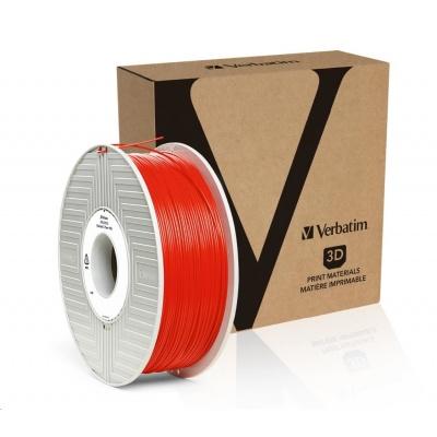 VERBATIM 3D Printer Filament PLA 1,75mm ,335m, 1kg red (OLD PN 55270)