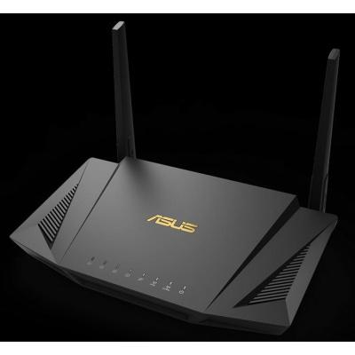 ASUS RT-AX56U Wireless AX1800 Wifi 6 Router, 4x gigabit RJ45, 1x USB3.1, 1x USB2.0