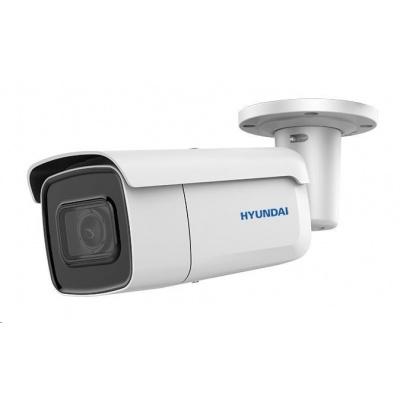 HYUNDAI IP kamera 4Mpix, H.265+, 25 sn/s, obj. 2,8-12mm (100°), PoE, audio, DI/DO, IR 50m, WDR 120dB, mSD, analyt, IP66