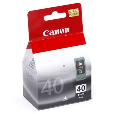 Canon BJ CARTRIDGE black PG-40 (PG40) - BLISTER SEC