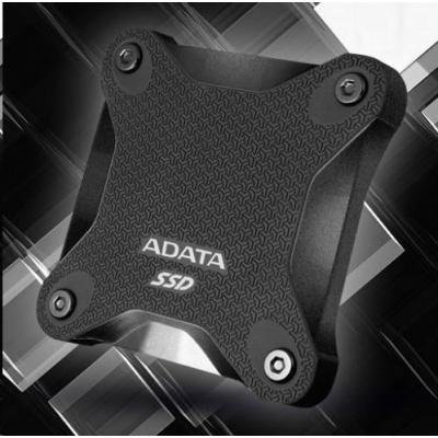 ADATA External SSD 480GB ASD600Q USB 3.1 černá