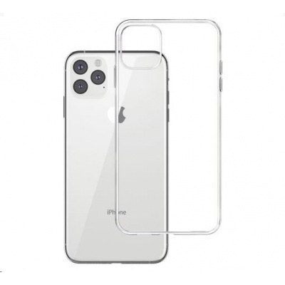 3mk ochranný kryt Clear Case pro Apple iPhone 11 Pro Max, čirý