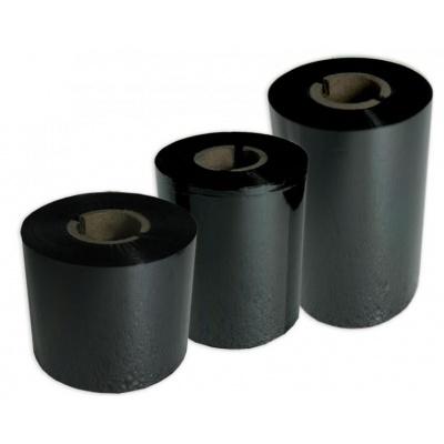 """ZEBRA TTR páska 55mm x 74m, vosk, OUT, 0,5""""- dĺžka dutinky 64mm"""