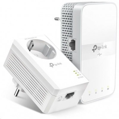 TP-Link TL-WPA7617KIT [AV1000 Gigabit Powerline AC1200 Wi-Fi Kit]