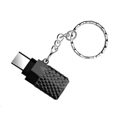 Viking redukce USB-C 3.0 to USB-A 3.1, černá