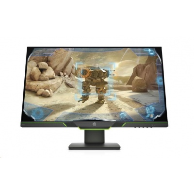 "LCD HP IPS Monitor X27i LED backlight AG, 27""; 2560x1440; 1000:1; 350cd; 4ms; DisplayPort; HDMI - Black"