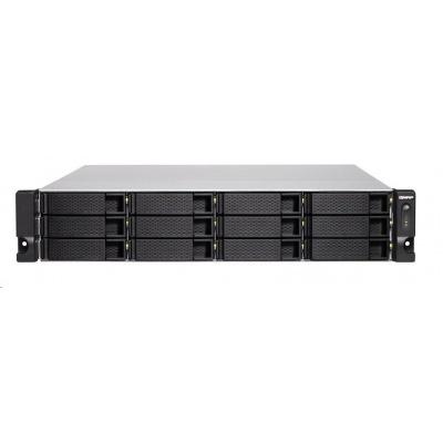 QNAP TS-1886XU-RP-D1602-4G (2C/Xeon D-1602/2,5-3,2GHz/4GBRAM/18xSATA/4xGbE/2xUSB3.2/2xSFP+/4xPCIe/RP)