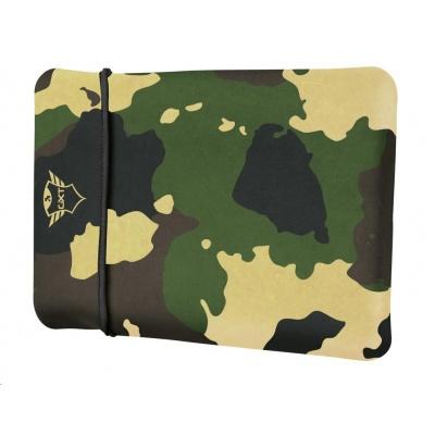 "TRUST Pouzdro na notebook GXT 1244C Lido 17.3"" Laptop Sleeve - jungle camo"