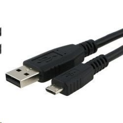 Aligator datový a nabíjecí kabel, konektor micro USB