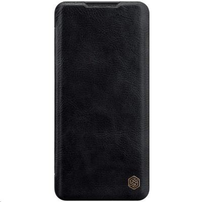 Nillkin Qin Leather Case pro Xiaomi Mi Note 10 / 10 Pro (Black)