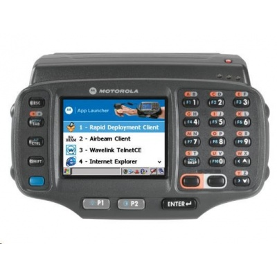 Zebra WT41N0, USB, BT, Wi-Fi, alpha, disp., ext. bat., WEC 7 (EN)