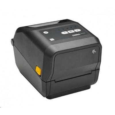 "Zebra TT tiskárna etiket ZD420t 4"" 300 dpi, USB, USB Host, Modular Connectivity Slot, 802.11, BT ROW"