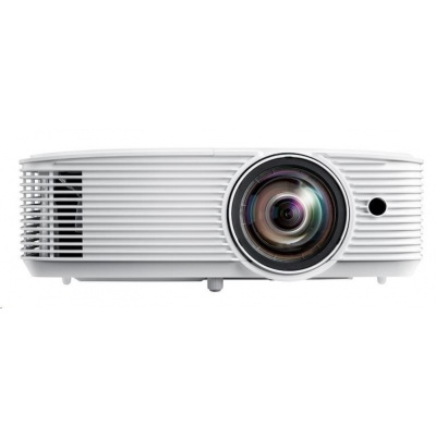 Optoma projektor W308STe (DLP, FULL 3D, WXGA, 3 600 ANSI, 22 000:1, 16:10, HDMI, VGA, USB, 10W speaker)