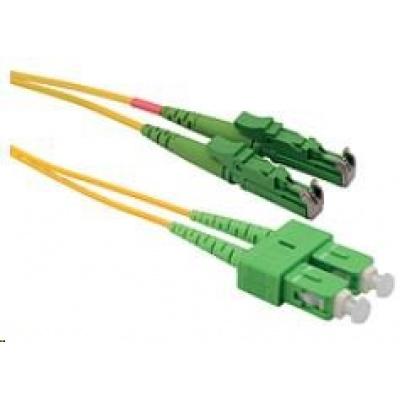 Solarix Patch kabel 9/125 E2000apc/SCapc SM OS 2m duplex SXPC-E2000/SC-APC-OS-2M-D