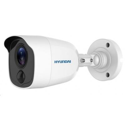 HYUNDAI analog kamera, 5Mpix, 20 sn/s, obj. 2,8mm (85°), HD-TVI, DC12V, IR 20m, IR-cut, DNR, IP67