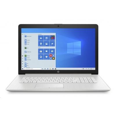 NTB HP 17-by3001nc, 17.3, SVA AG FHD, Core i3-1005G1, 8GB DDR4, SSD 512GB, Intel UHD Graphics, Win10,Natural silver
