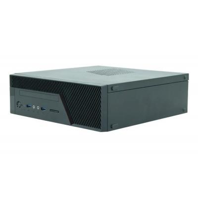 CHIEFTEC skříň Uni Series/mini ITX, BU-12B, Black, zdroj GPF-250P (250W)