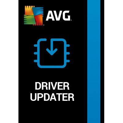 _Nová AVG Driver Updater - 1 zařízení na 24 měsíců ESD