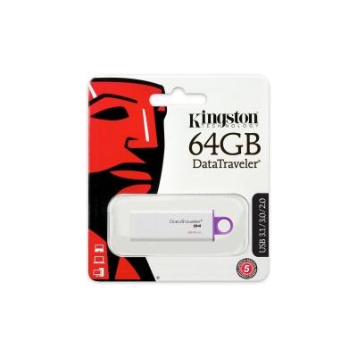 Kingston 64GB DataTraveler DT104 Gen 1 (USB 2.0)